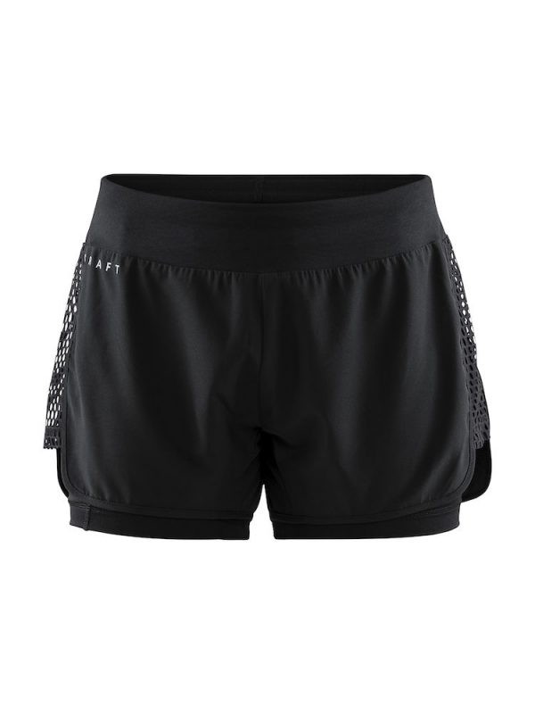 CHARGE 2-IN-1 SHORTS W